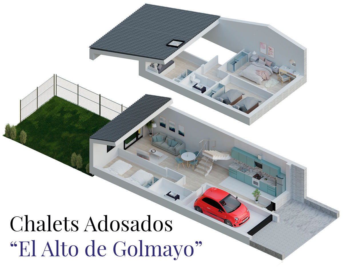 Adosados Soria