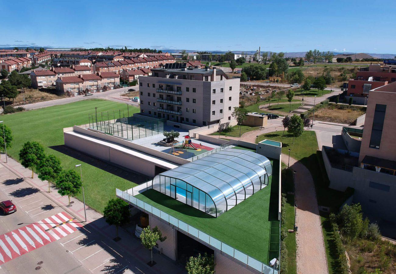 Inmobiliaria MR Residencial Pico Frentes